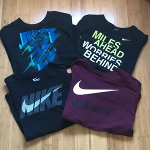 Nike T Shirts 4 for $25